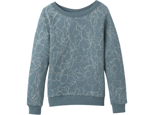 Prana Carin Pullover Mujer, gris